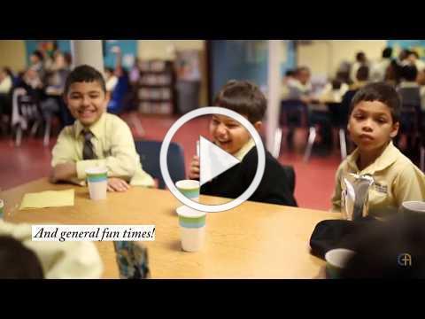 Third Grade Visits
