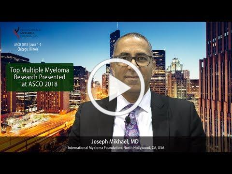 Top Multiple Myeloma Research Presented at ASCO 2018
