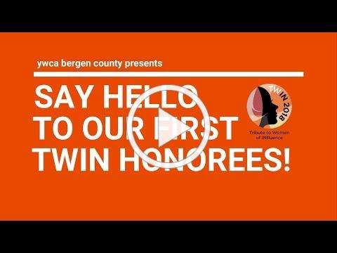 Introducing our first TWIN Honorees!