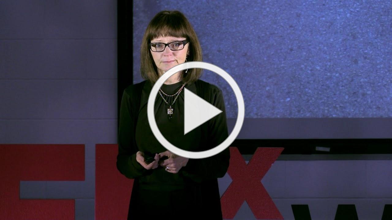 Art Helps Diverse Neighbors Create A Shared Identity | Charlie Branda | TEDxWilmetteWomen