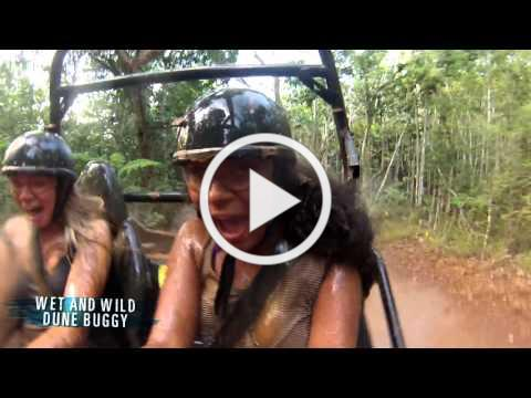 Wet & Wild Dune Buggy Adventure in Jamaica - Island Routes
