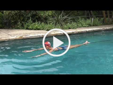 Pool Stretch Segment Sculling