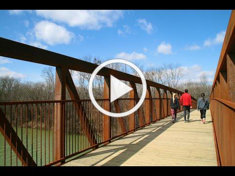 Outdoor Chattanooga   South Chickamauga Greenway Trail - Sterchi Farm Park to Faith Road