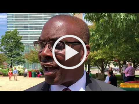 Monday Minute with Buffalo Mayor Byron W. Brown
