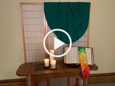 Grace Episcopal Church Morning Prayer June 28, 2020