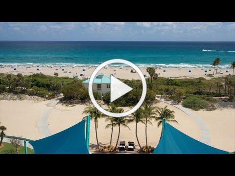 The City of Riviera Beach Municipal Beach Reopens