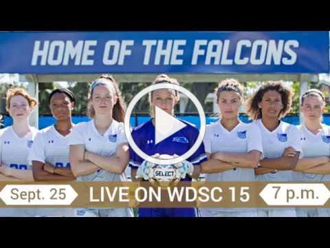 Women's Soccer Home Game - Sept. 25, KO 7PM