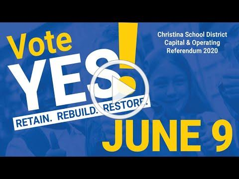 """Vote June 9 """"FOR"""" Our Students, Schools, Programs and Staff!"""