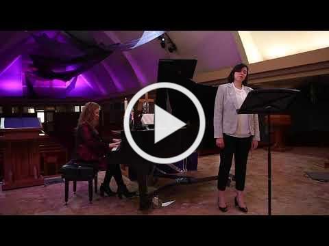 "Ana Elisa Portes Lima - ""Dank sei dir, Herr"" by G.F. Handel"