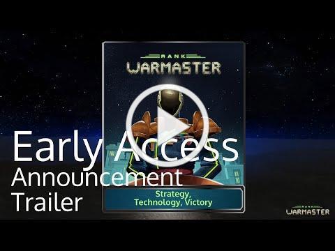 Rank: Warmaster Early Access Trailer