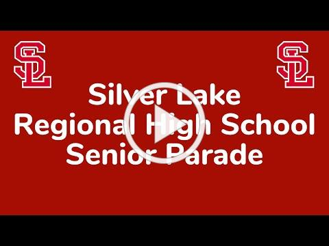 Silver Lake Regional High School Senior Parade 2020
