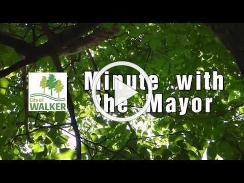 Minute with the Mayor | August 9, 2019
