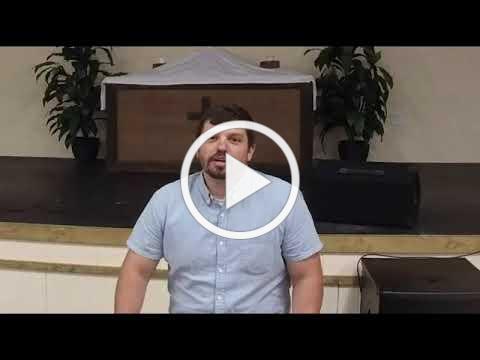 Faithfulness Devotion from Pastor Ben