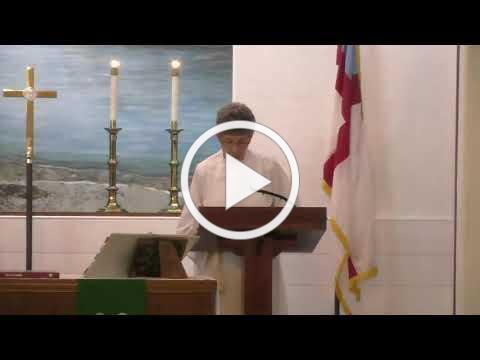 Sixteenth Sunday after Pentecost, Proper 19 9/12/2021
