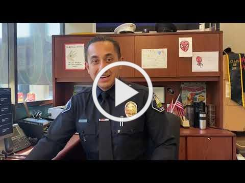 Meet Your SAUSD SRO: Officer Rivera, Saddleback High School