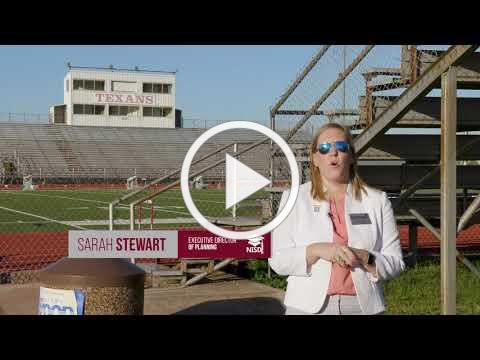 #NISDBond2020 Proposition B: Stadium Renovations