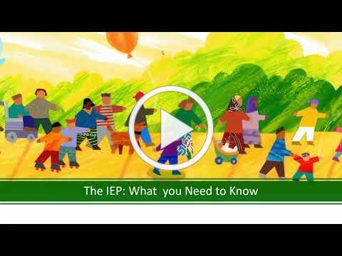 Special Education and the IEP - Distance Learning Edition