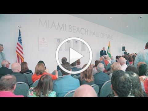 Miami Beach Hall of Fame 2021 Promo [ENG/ESP]