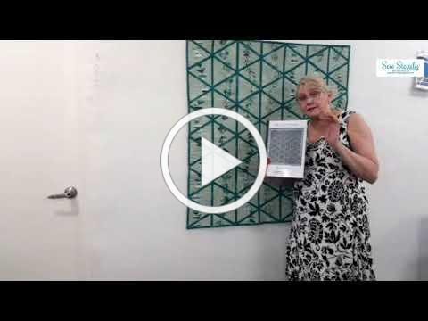 Lattice Quilt Ruler Work 4 Lesson Class Series with Janet Collins