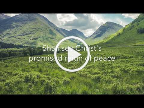 O Day of Peace that Dimly Shines arr. by Jantz A. Black from Beckenhorst Press