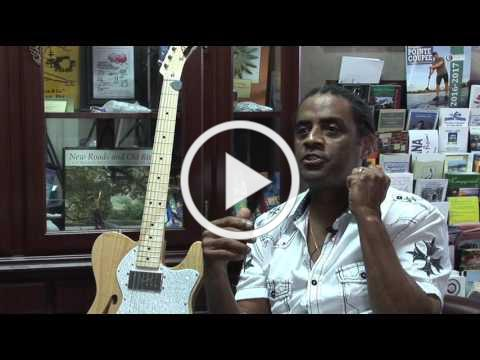 Kenny Neal Stops By Pointe Coupee Office of Tourism