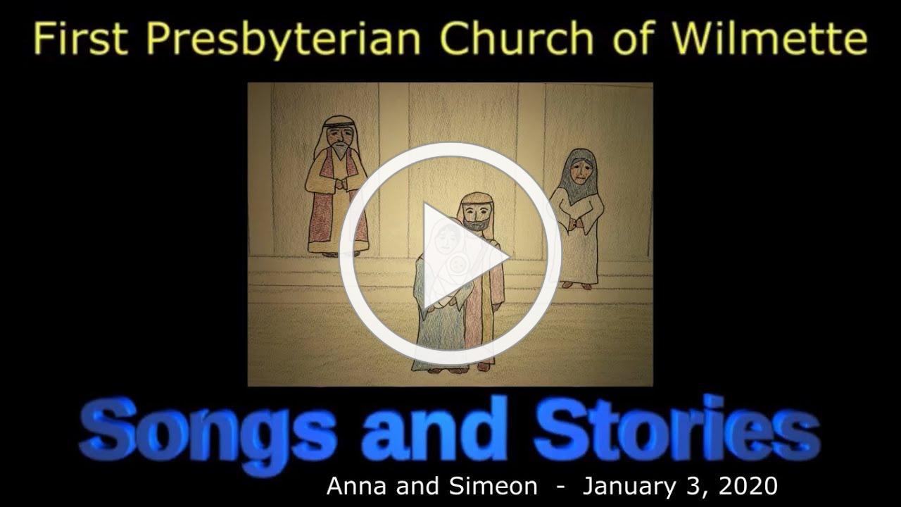 FPCW SaS - Anna and Simeon, January 3, 2021