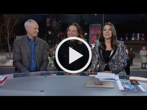 Hometown Hockey Okotoks | Alan Doyle Interview
