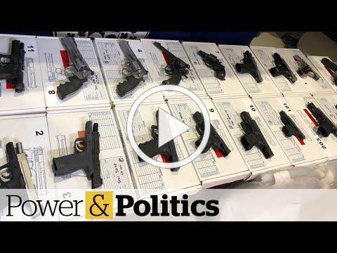 Stopping the flow of illegal guns | Power & Politics