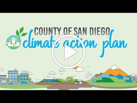 County of San Diego Climate Action Plan Update Introduction