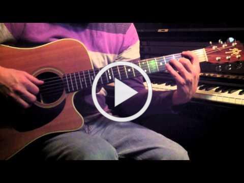 """Jesus Loves Me"" (Acoustic Guitar) Instrumental"