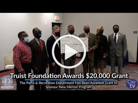 Truist Foundation Awards Parks & Recreation Grant | City of Columbia