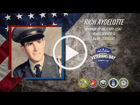 Virtual Veterans Day Video