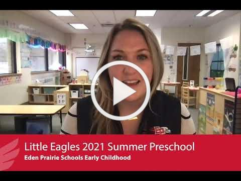 Little Eagles 2021 Summer Preschool
