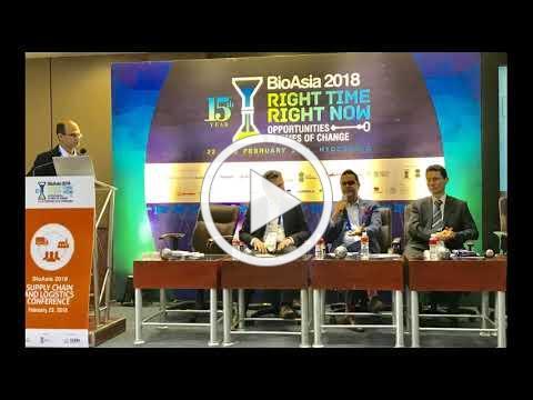 BSMA India Inaurgural at BioAsia 2018, 2/23/2018