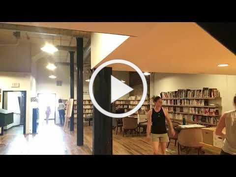 Déménagement de la Bibliothèque