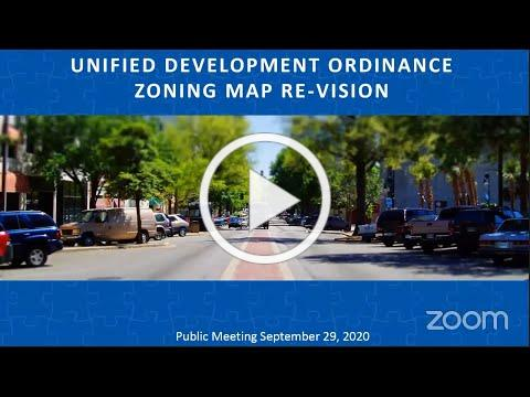 Review of New Zoning Map