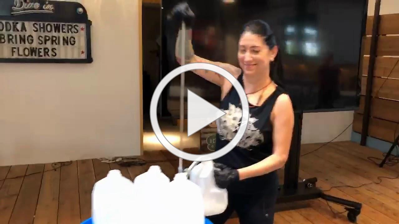 Deep Eddy Vodka Distillery in Buda Making Hand Sanitizer for First Responders