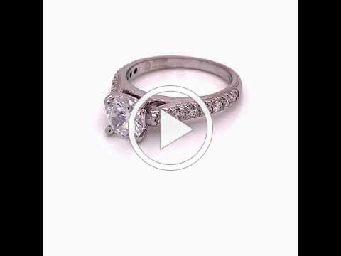 MDJ Advantage - Precision Set Diamond Semi Mount - Dominic MainelIa - 4009453