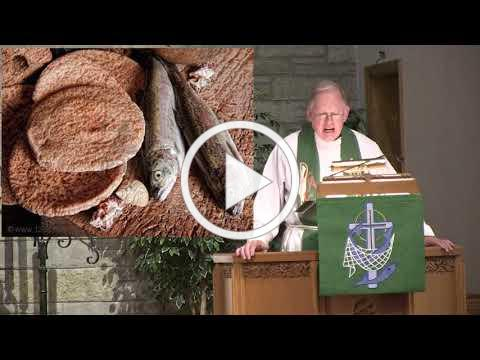 Weekend Worship - 8/15/20 - Eleventh Sunday After Pentecost