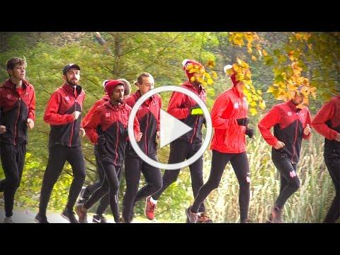 North Central College Men's Cross Country - CCIW Championship // 10.27.18