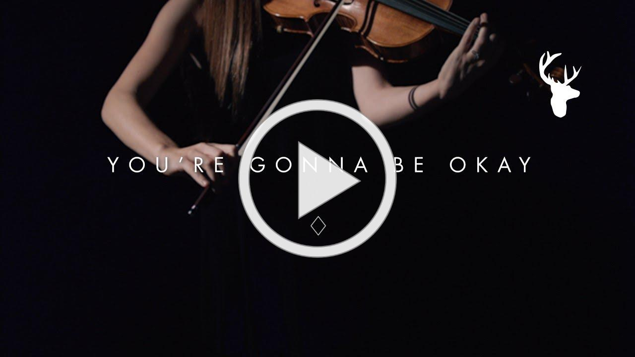 You're Gonna Be Okay (Lyric Video) - Brian & Jenn Johnson | After All These Years