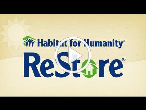Habitat ReStores: How a donated doorknob helps Habitat do more