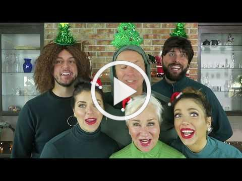The Happy Schleese Christmas Tree Family Fun Album