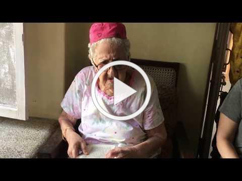 Sarah Cohen age 95