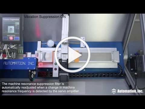 Advanced Vibration Suppression with Mitsubishi Electric
