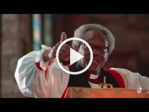 Presiding Bishop Michael Bruce Curry's Sermon from Holding Out For Hope