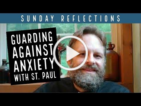 Guarding Against Anxiety