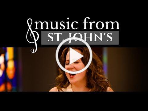 Music from St. John's | SJUMC Music Staff