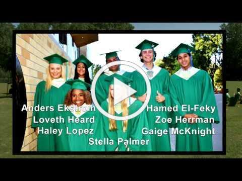 Lakehill Preparatory School Commencement Ceremony Part 2