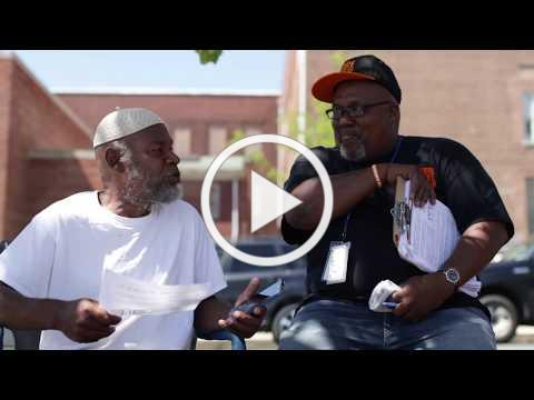 See Past The Stigma: Ronald Barksdale
